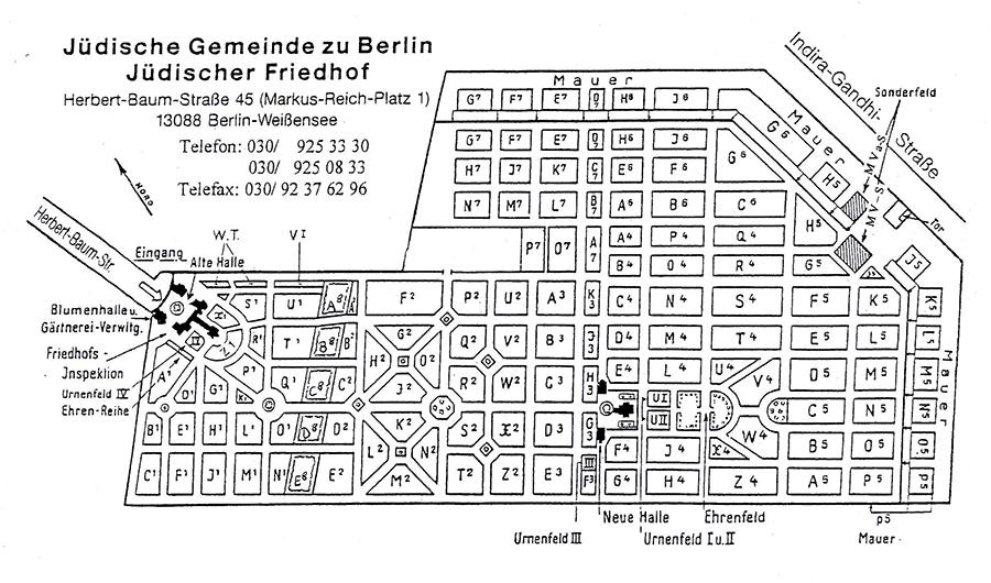 weissensee berlin cmentarz zydowski marcin szneider