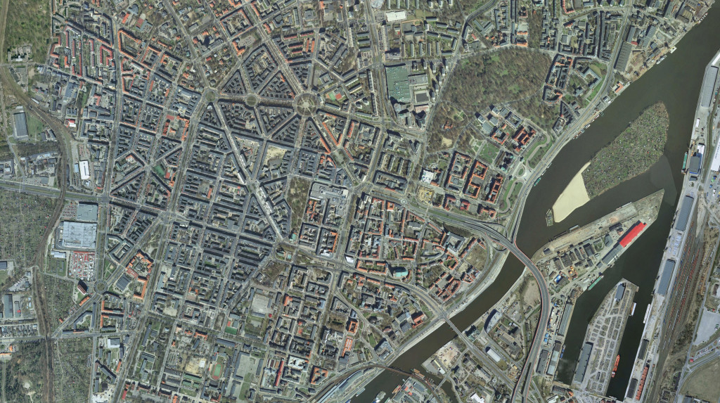 Śródmieście Szczecina