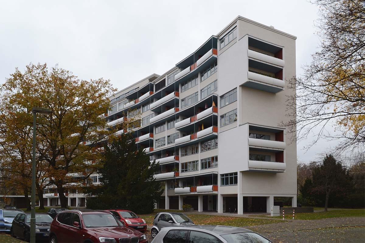 Hansaviertel w Berlinie