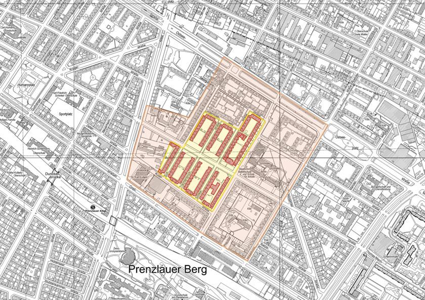 zespoły mieszkaniowe berlina