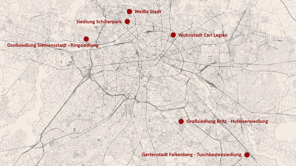 Przedwojenne wielkie zespoły mieszkaniowe Berlina