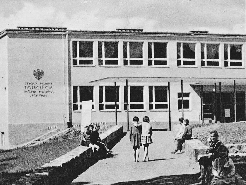 szkoły tysiąclatki