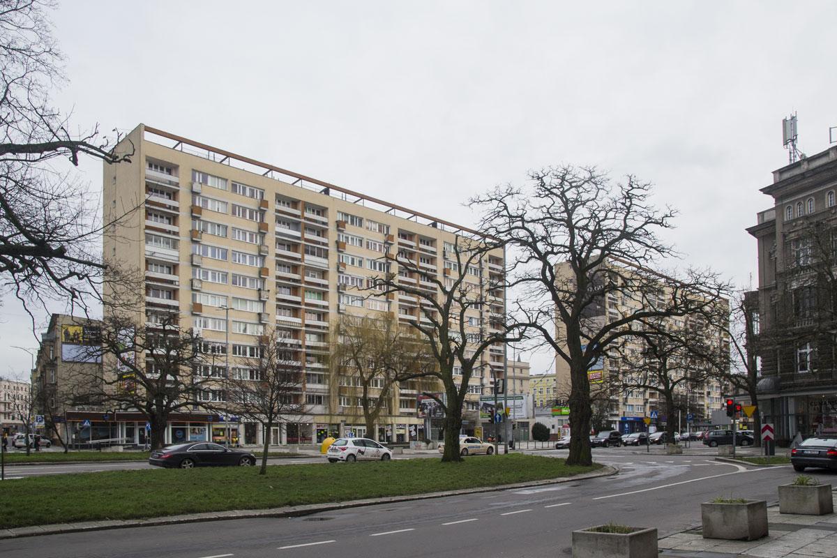 Plac Zgody w Szczecinie: konkurs z 1964 r.
